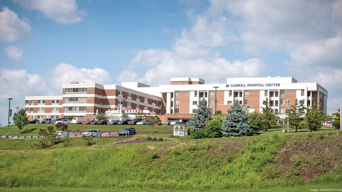 Carroll Hospital Cancer Center Project Summary by Kaempf and Harris Sheet Metal Frederick MD