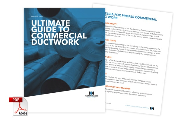 Guide to Commercial Ductwork