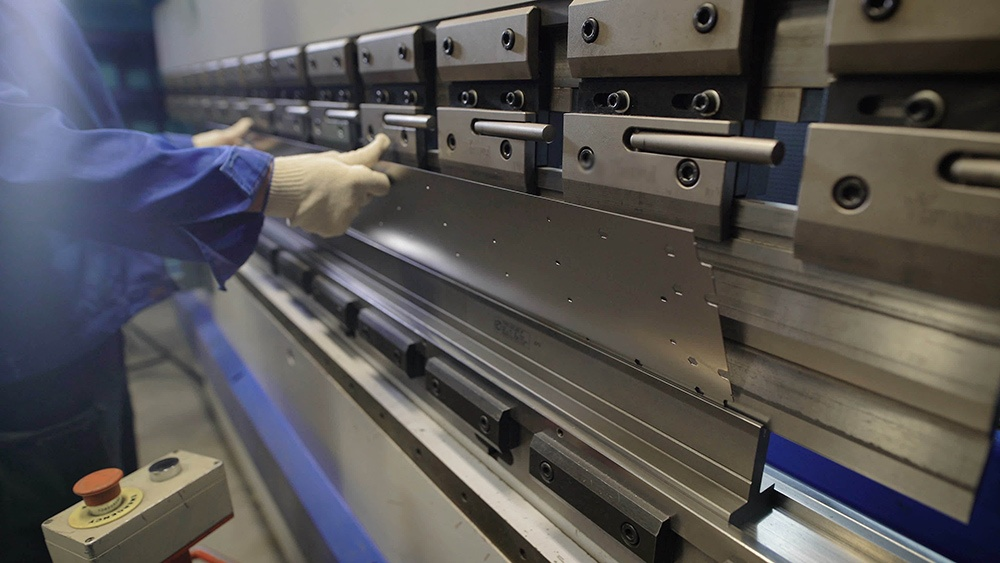 A Quick List Of Common Sheet Metal Products And Services